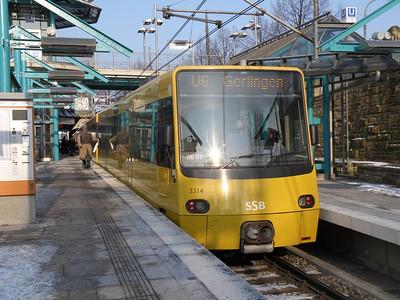 Deutschland U-Bahn