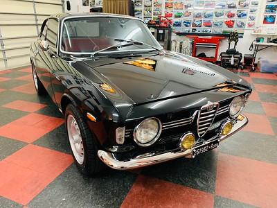 1968 Alfa GTV
