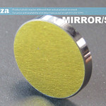SKU: L-MIRROR/SI/20, Φ20mm Silicon Reflection Mirror Plated with Multi-layer Dielectric Film for CO2 Laser Beam