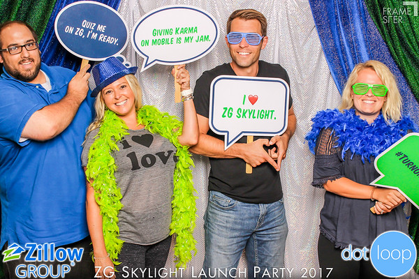 Zillow + DotLoop ZG Skylight Launch Party