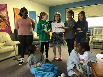 Fifth Grade Retreat