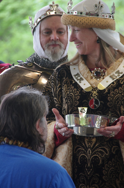 Coronation of King Brian