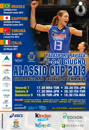 Alassio Cup 2013