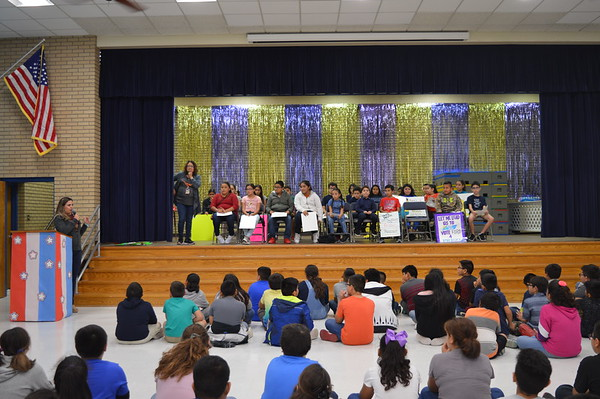 Student Council Speeches & Election