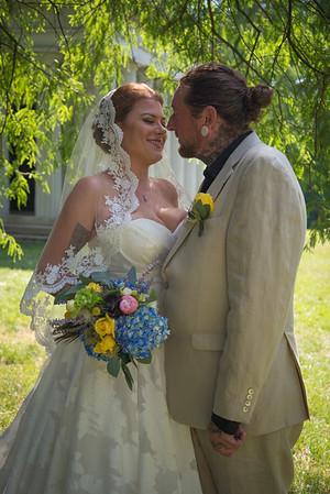 Marisa & Olivier get Married!!