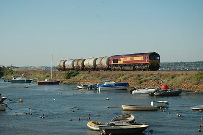 Fuel Trains 6C62-6V62
