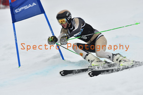OFSAA Alpine 2017 Open GS Boys