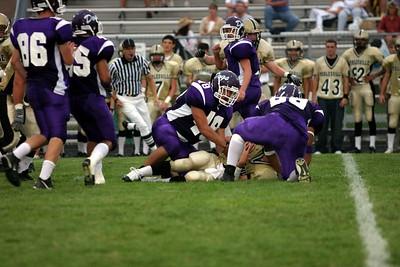Brownsburg v Noblesville - Football