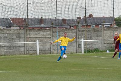 Highfield Grange 2 St Judes 0