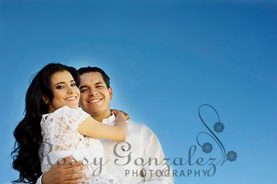 Gaby & Juan (Cielo azul)
