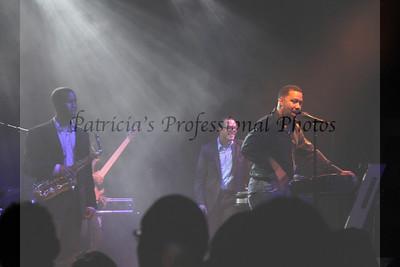 Marcus Johnson - Live at the Hamilton DC