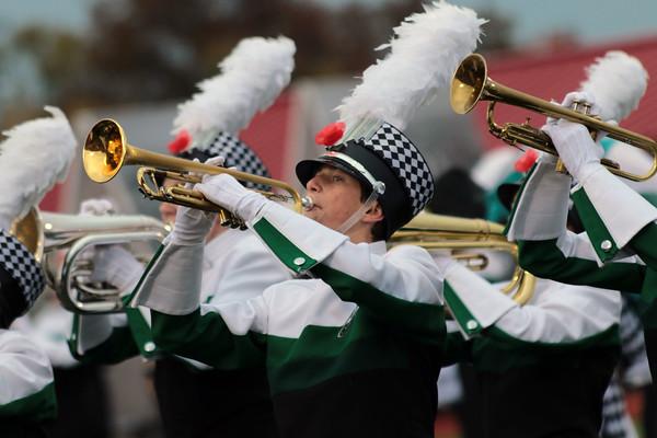 2015 Marching Band Semi-State