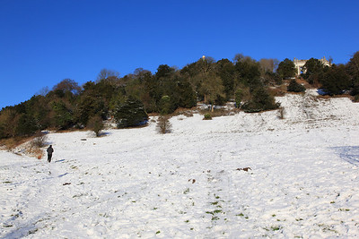 Winter in the Chiltern Hills