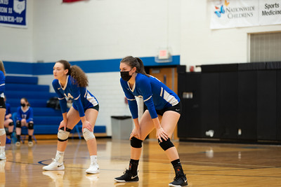 Volleyball vs Grandview Heights