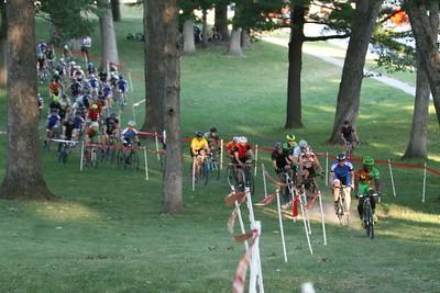 Chamois Time Men B race