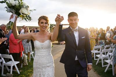 Jennifer and Chris - Ceremony