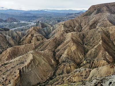 Cerro Alfaro 744m