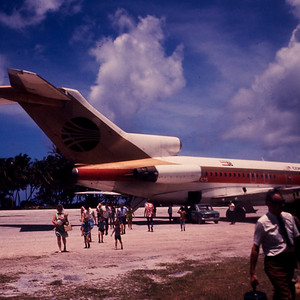Flying in Paradise 1966-2000:  Air Micronesia . . . mostly