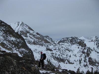 Iron Creek (Sawtooths)_February 5 2009