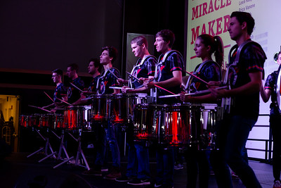2019 BuckeyeThon Drumline / Kid Dance / Morale Dance