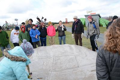 Franconia Sculpture Park visit