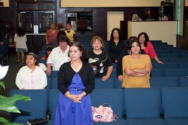 Conferencia de Damas 04-29-2012