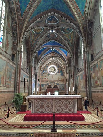 2016-09-07 Valfabbrica to Assisi