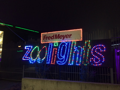Zoolights 2013