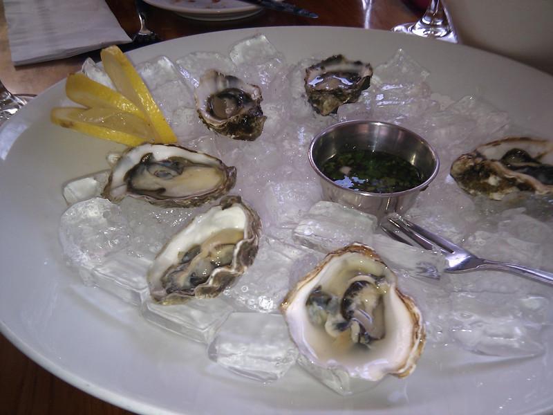 Chouquet's - Kumamoto Oysters
