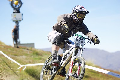 *UNPROCESSED* - 2009 South Island DH Champs - Raceday