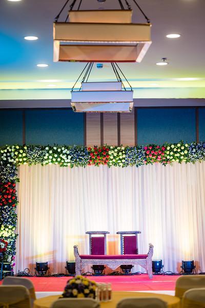 Ring Ceremony & Sangeet