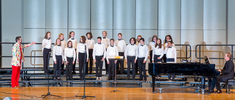 Sudlow Winter Concert