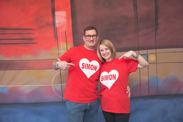 Simon's Spread the Love Event