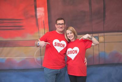 Simon's Spread the Love Event