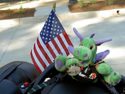 Patriotic Pie Ride