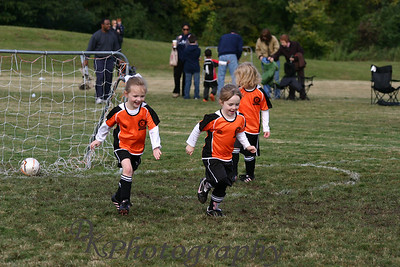 5 Year Old Soccer