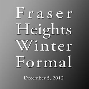 Senior Winter Formal