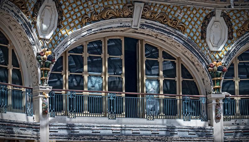 Dayton Arcade Renovation... 6-10-2019