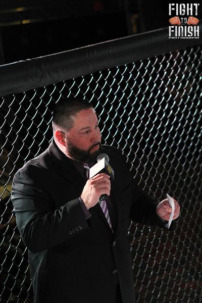 Cody Bourdeau vs Ken Kastenbauer