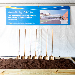 MedStar Southern Maryland Hospital Center Groundbreaking Quick Picks