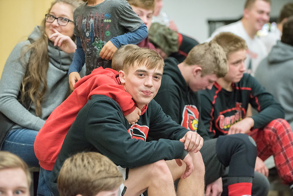 Orting Wrestling Gut Check 2017 - Day 1