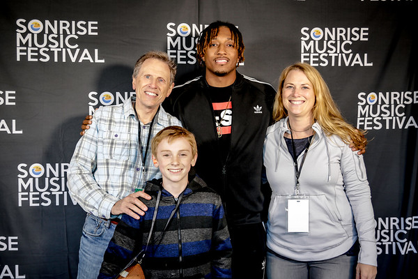 SonRise Music Festival 2018 - Saturday Private Meet and Greet