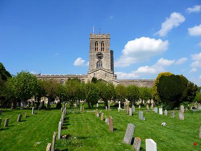 St Mary The Virgin, Church of England, Church Road, Thame, OX9 3AJ