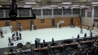 2015 Winter Percussion NCPA Cometiion