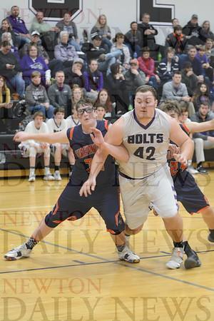 Baxter Basketball vs. Colfax-Mingo 2-4-19