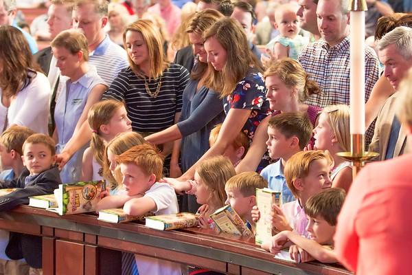 Third Grade Bible Sunday