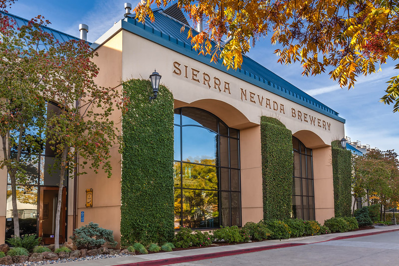 Chico Commercial Photography-Morning-image-of-Sierra-Nevada-Brewery.jpg