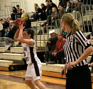 W.A.GIRLS BB vs LOWELL  1-4-2012