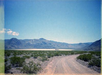 Death Valley, April 1978