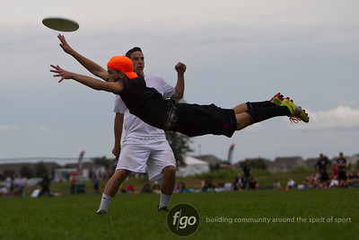 2012 USA Ultimate Youth Club Championships - Open Div Finals Game - 8-12-12